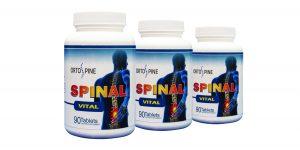AKCIA - výhodné 3 balenie SPINAL Vital